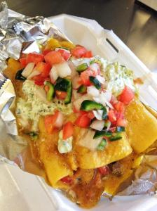 Roasted Vegetable Enchilada